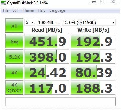DRAMeXchange - 【Performance Test】The Second SSD Performance Test
